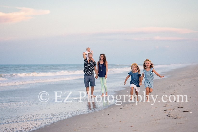 family portraits cocoa beach fl