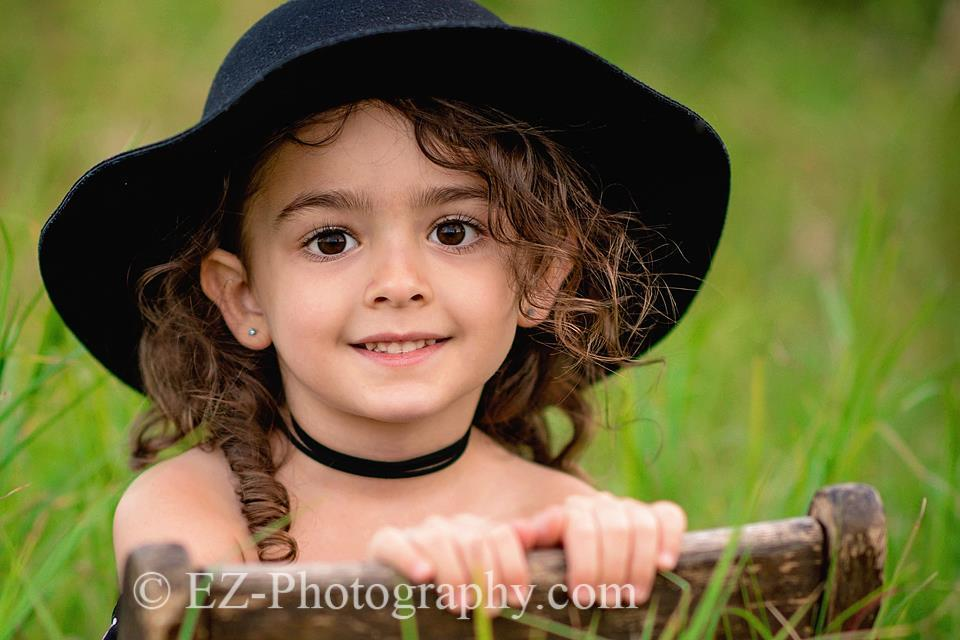 Children's portraits Melbourne fl